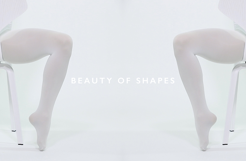 Beauty of shapes