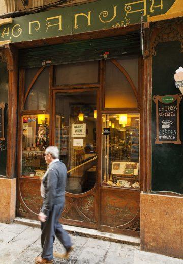 Gunnar Knechtel Photography, Spanien, Barcelona, Churros und Chocolate. La Granja. Fotografiert am 27.28.11.2014 fuer MB Magazin.