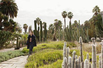 Gunnar Knechtel Photography, Spanien, Barcelona, Montjuïc Cactus Park. Fotografiert am 27.28.11.2014 fuer MB Magazin.