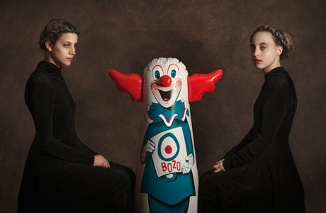 How would have been? by Romina Ressia
