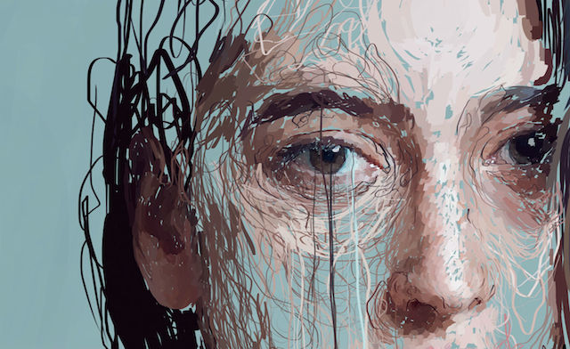 Drip-effect Paintings by Marcello Castellani | iGNANT.com