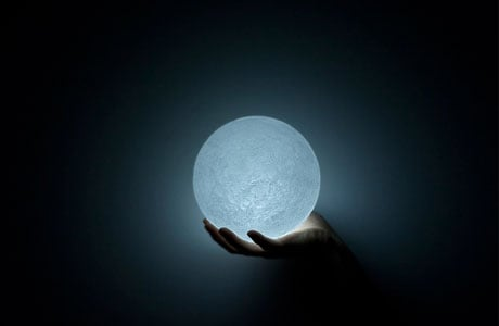 Moon Lamp by Nosinger