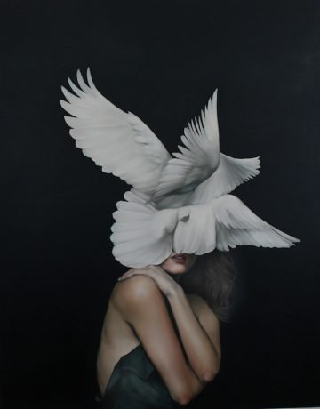 Paintings Full Of Mystery And Sensuality By Amy Judd Ignant