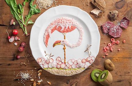 Food Art by AKJ