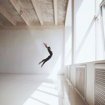 Ballet Photography By Darian Volkova Ignant