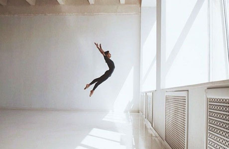 Ballet Photography by Darian Volkova