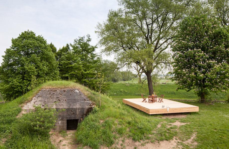 Bunker by B-ILD