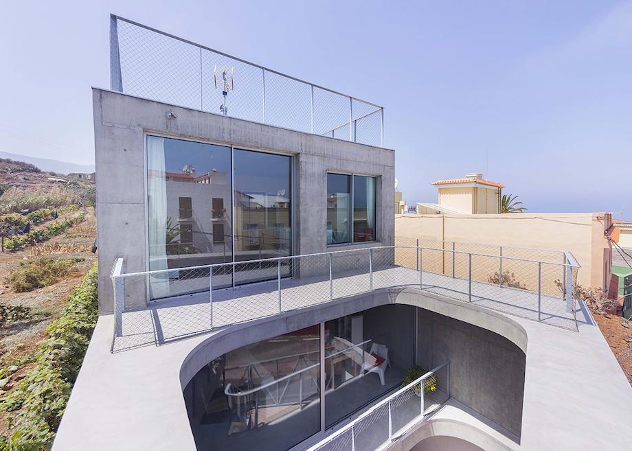 G+3 Home Design Part - 42: G House By Esaú Acosta