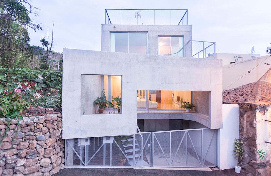 G House by Esaú Acosta