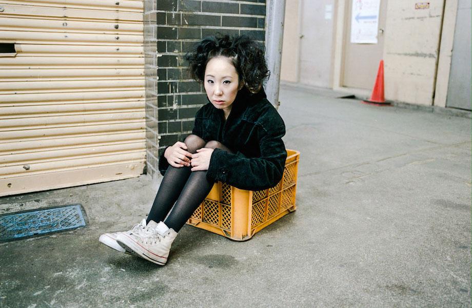 Photography by Hisatomi Tadahiko