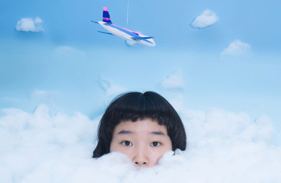 Surreal Selfies by Izumi Miyazaki