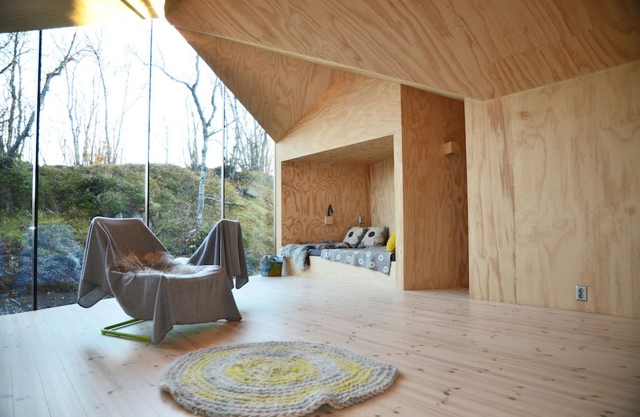 V-Lodge by Reiulf Ramstad Arkitekter