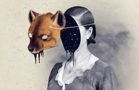 New Surreal Collage Works by Julia Geiser