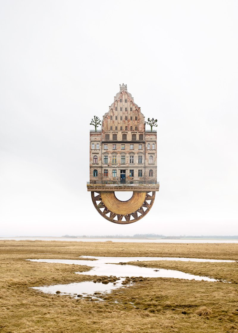 Image result for Surreal Houses by Matthias Jung