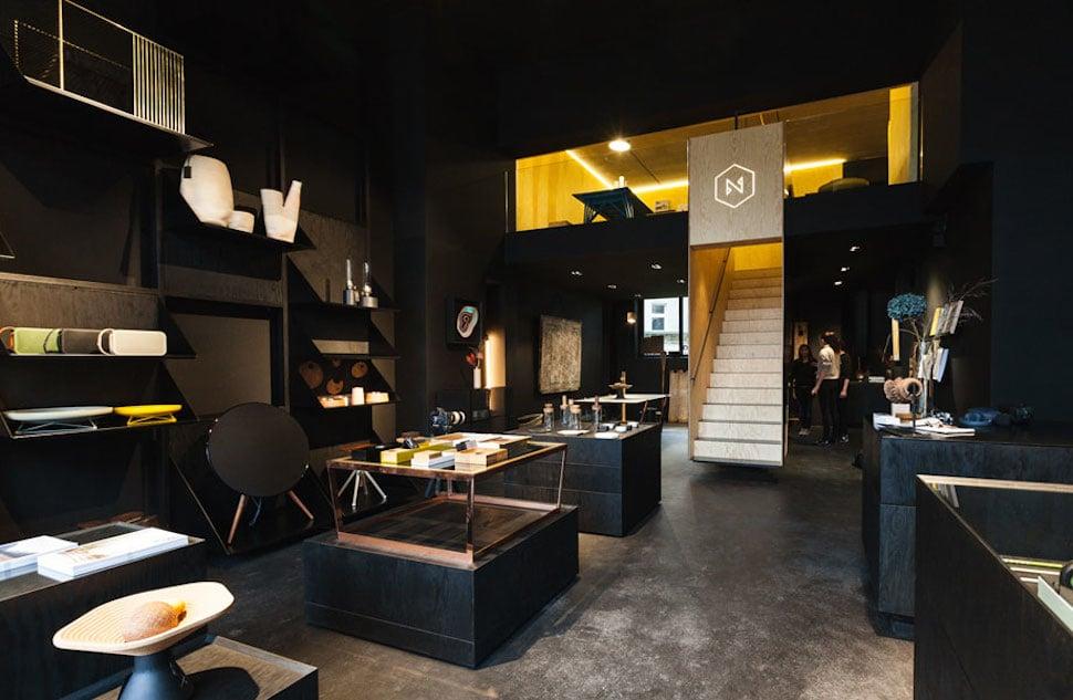 Bazar Noir Concept Store in Berlin