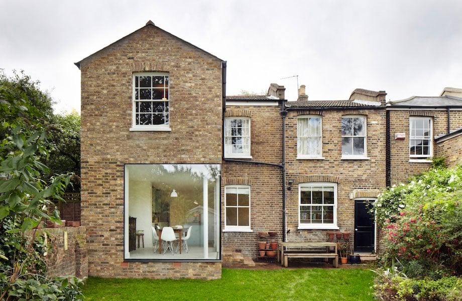 Dieser Anbau Verwandelt Ein Londoner Stadthaus In Ein Modernes Familienheim