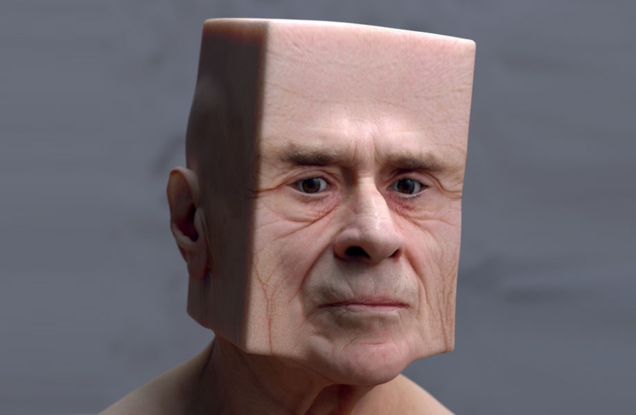 Blockheads, Bubbleheads And Other Deformations By Lee Griggs