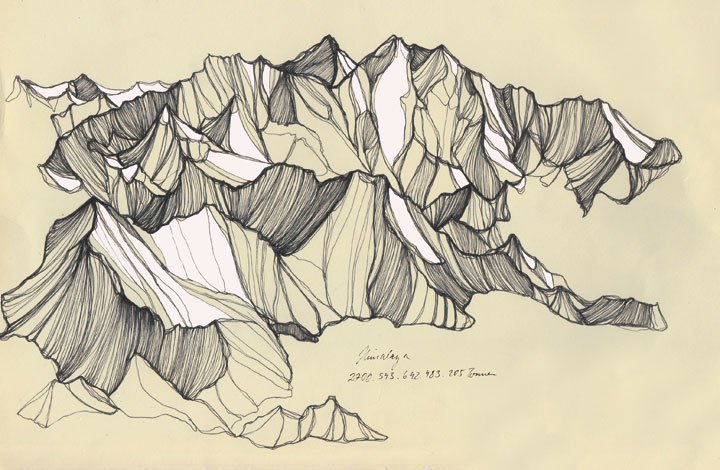 Jennifer Burtchen Explores The Tallest Mountain Tops With Her Pen