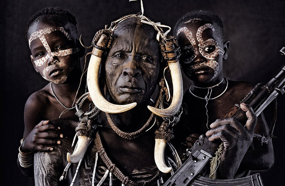 Jimmy Nelson Portrays The Disappearing Tribes Of The World