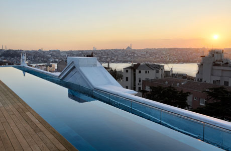 A Look Inside The Recently Opened Soho House Istanbul