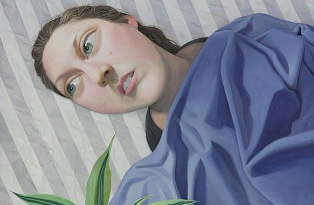 Travis Collinson's Distorted Paintings