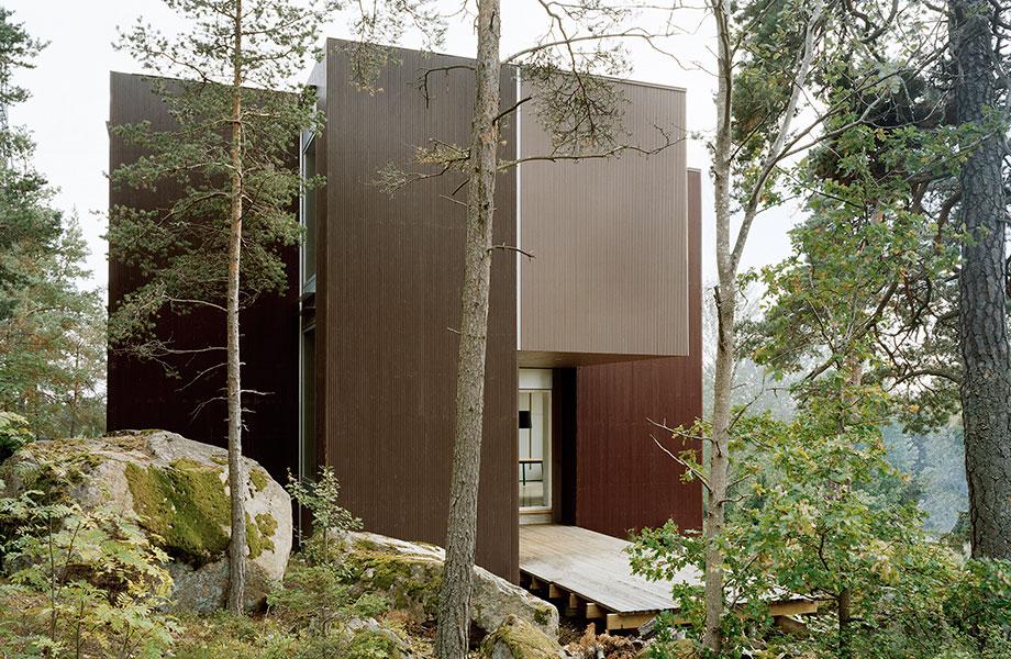 The Common Office Completes Villa Altona In Swedish Forest