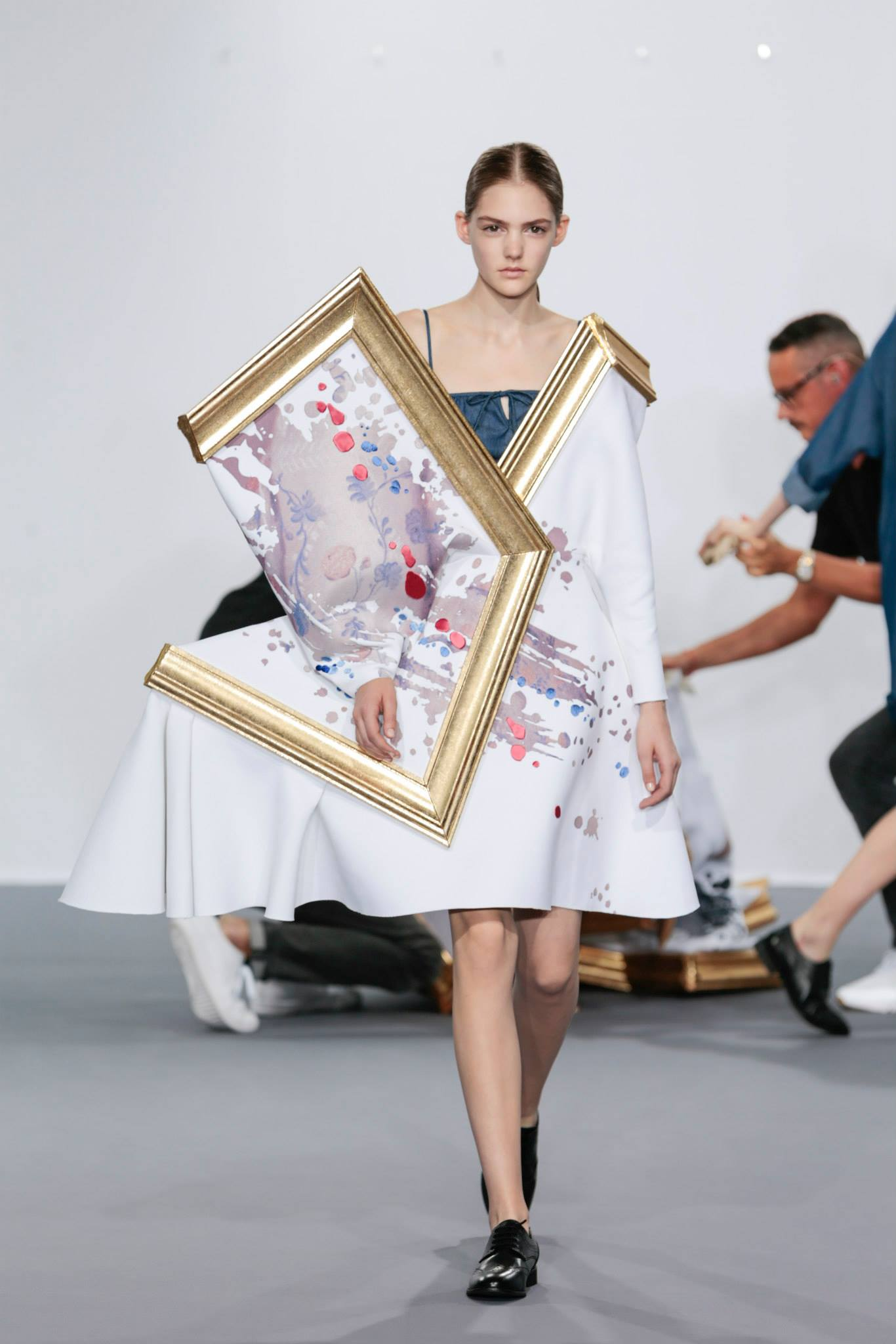 Image result for wearable art fashion