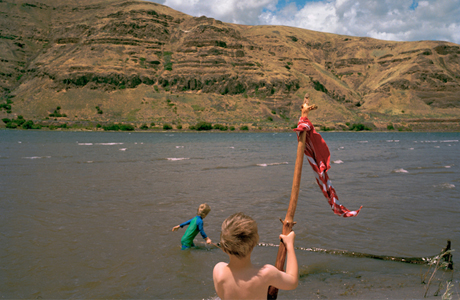 Photographer Dennis DeHart Captures His Children At Play