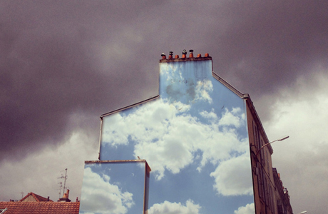 The Cloud Project By Benjamin Løzninger Brightens Up The Streets With Cheerful Prints