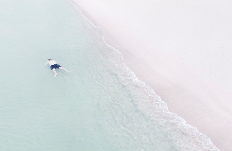 Photographer De Pooter Captures A World Of Surreal Calmness