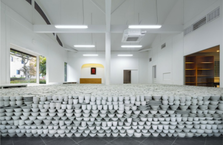 Yusuke Seki Designs A Shop With 25,000 Pieces Of Tableware