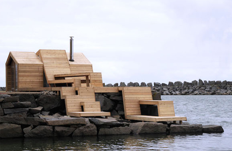 The Sauna By The Sea