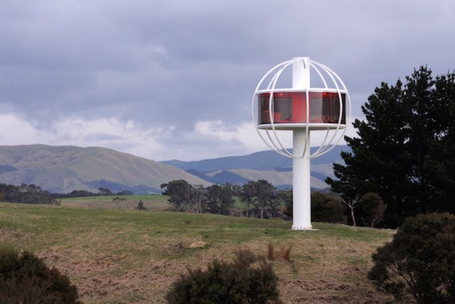 The Skysphere A Futuristic Treehouse That Is Controlled Via