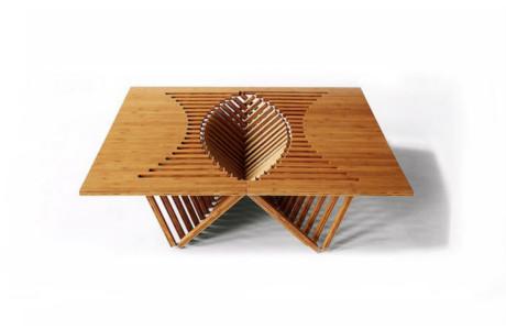 A Rising Furniture Series By Robert Van Embricqs