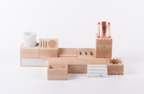 A Minimal Stationery Kit By Plan-S23