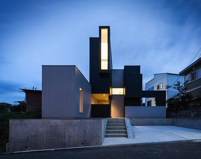 Minimal Architecture a minimal house with a viewform/kouichi kimura architects