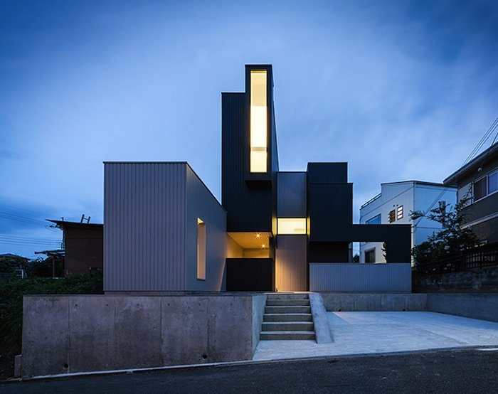 A Minimal House With A View By FORM/Kouichi Kimura Architects