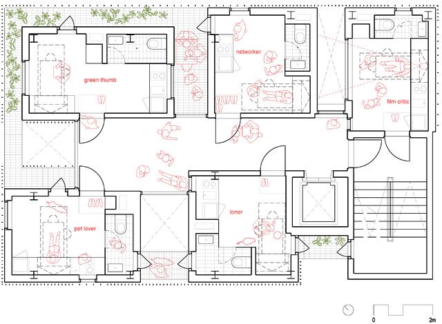 Songpa_Architecture_Plan 3