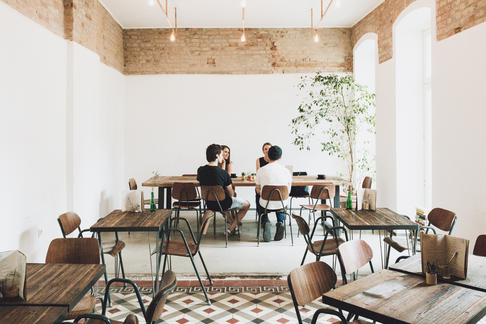 Distrikt Coffee · Berlin