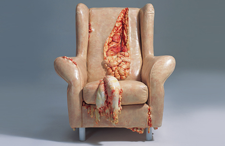 Flesh Sculptures Of Everyday Objects By Cao Hui