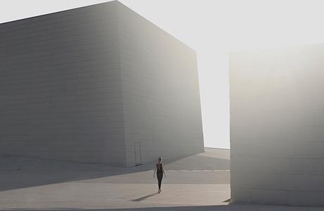 Pawel Franik Captures Moments Of Solitude In Vast Public Spaces