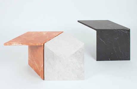 AMOO Designs Side Tables That Can Be Combined In Different Ways