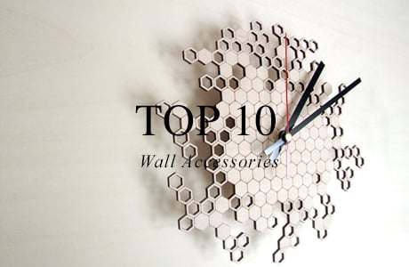Top 10 Creative Wall Accessories