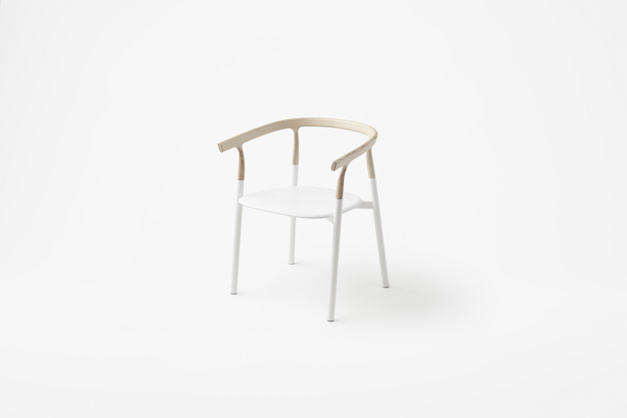 Minimal 5 in 1 Chair By Japanese Design Studio Nendo