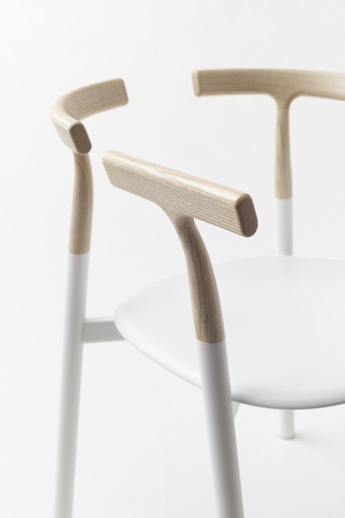 Minimal 5 in 1 Chair By Japanese Design Studio Nendo