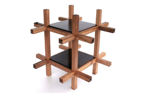 Minimal Building Block Furniture By Kengo Kuma And Associates