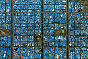 Industrial Buildings - Ansan, Korea