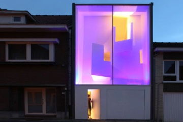 Narrow House featured