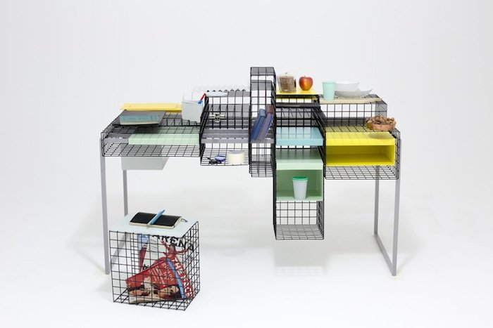 A customizable grid table by ying chang for Table grid design