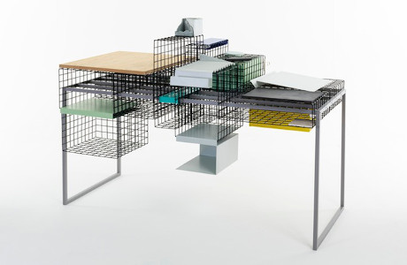 A Customizable Grid Table By Ying Chang